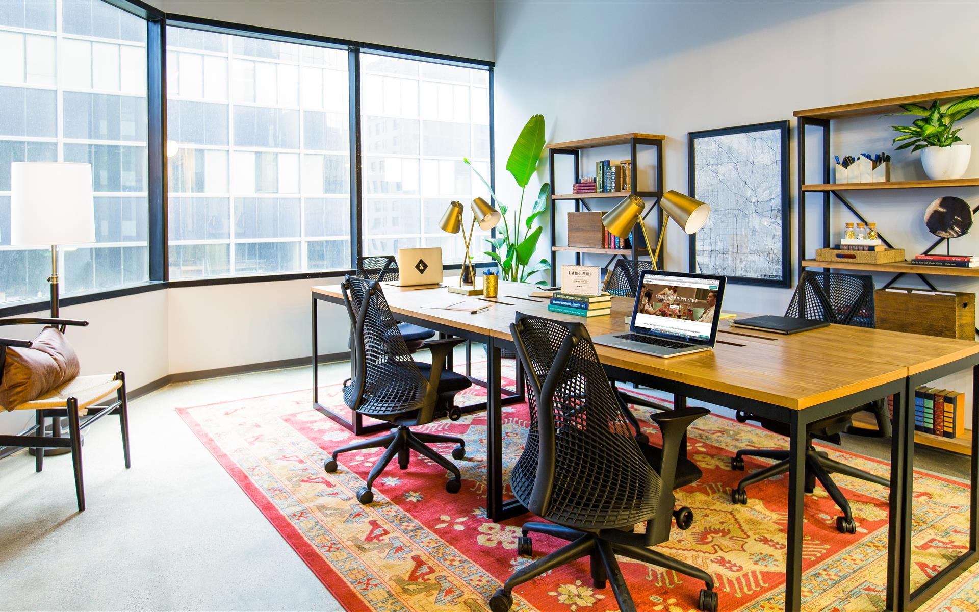 Industrious Atlanta West Midtown - Team Office for 4