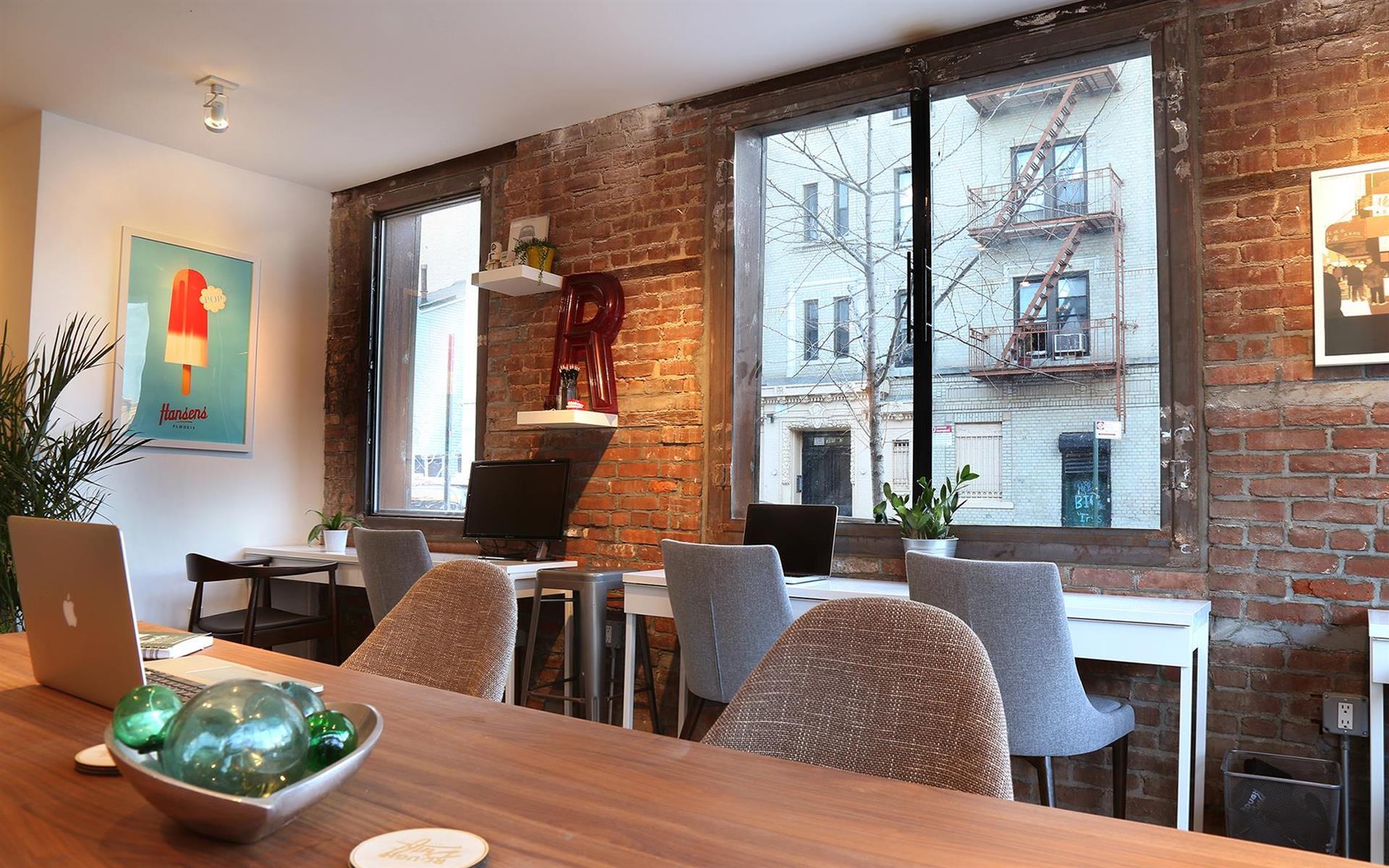 Rough Draft NYC - Brooklyn - Creative Coworking Space in Williamsburg