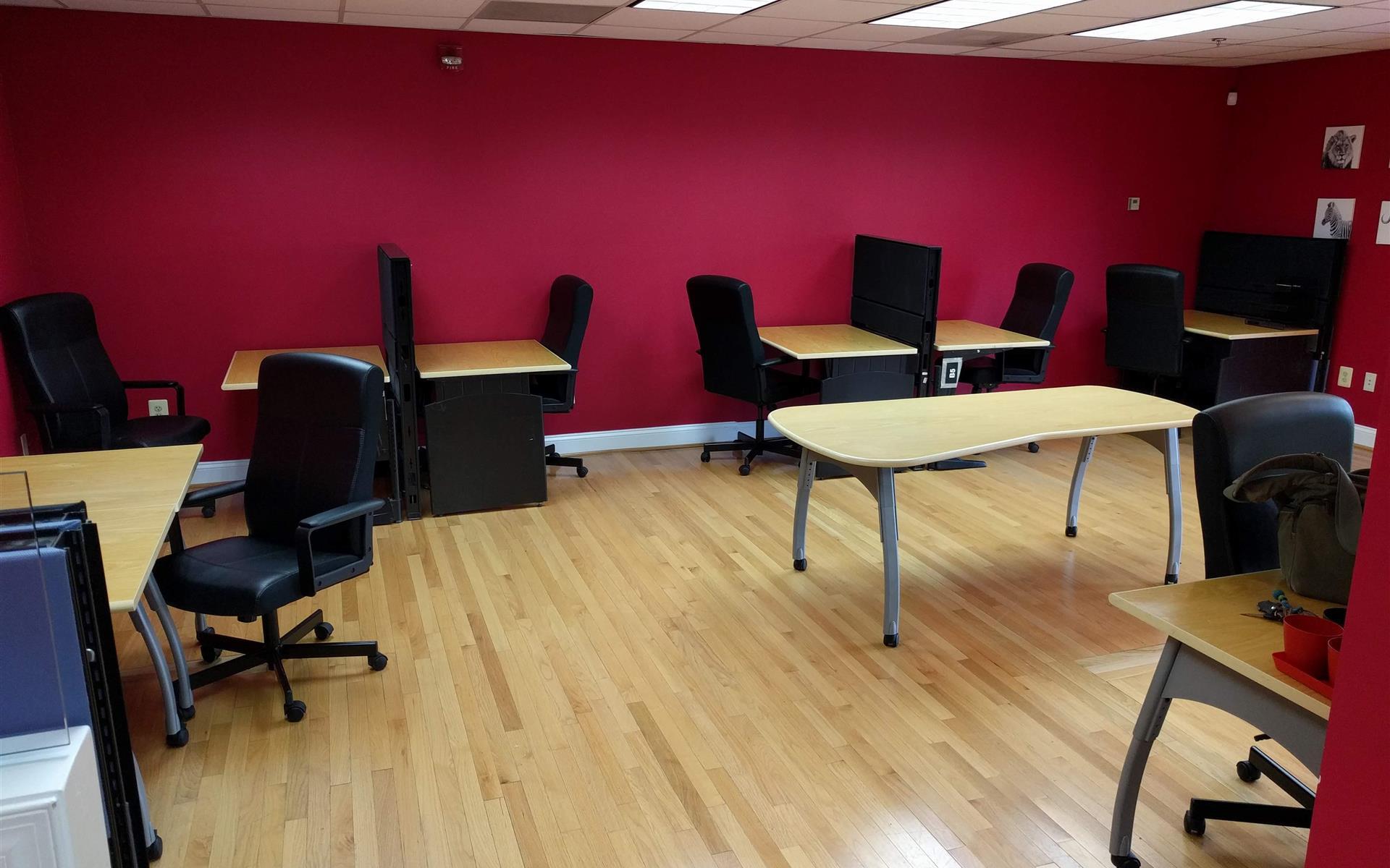 GSD workclub - Flex Desk in Del Ray