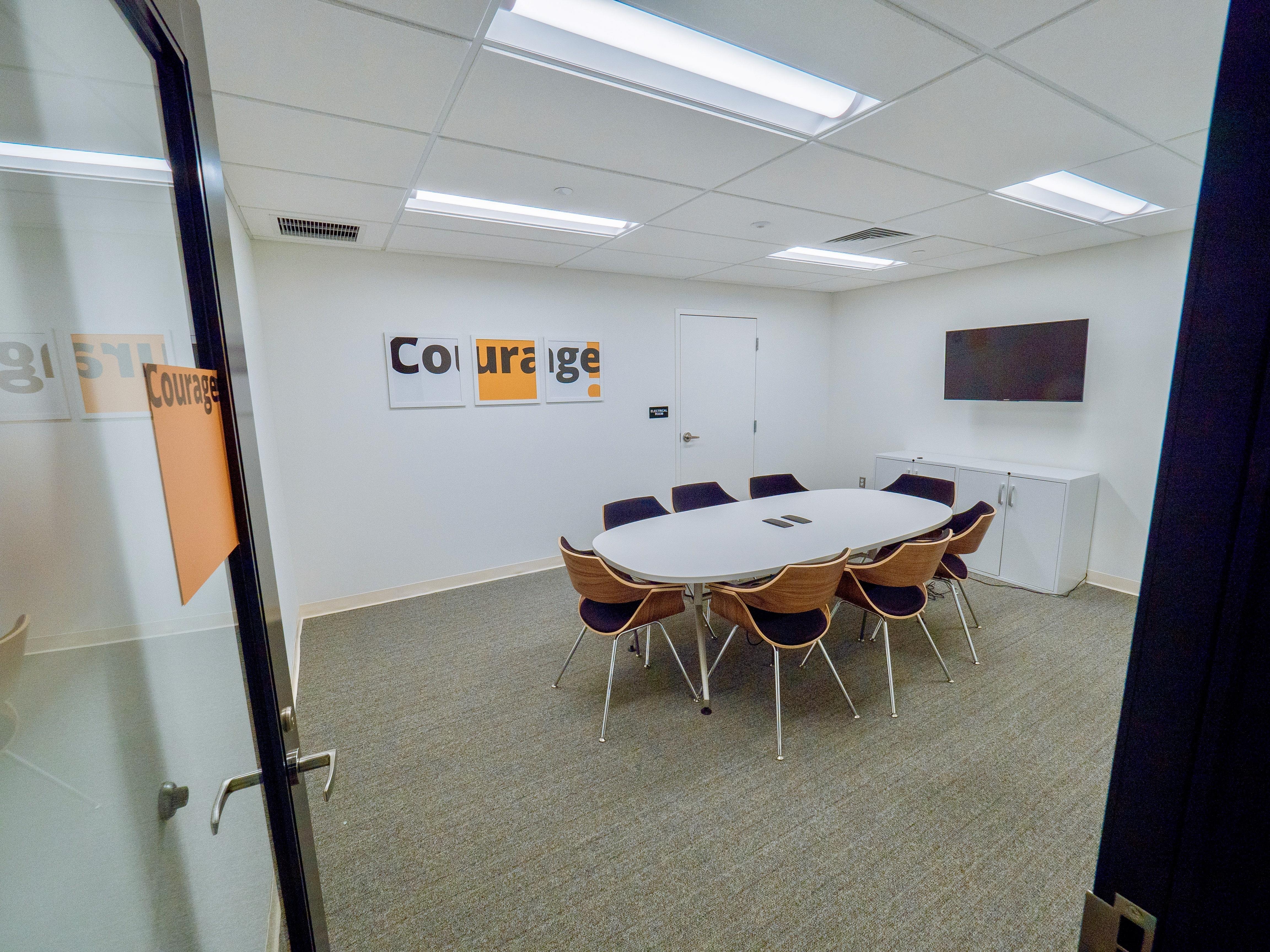 Upward Hartford - Courage Conference Room