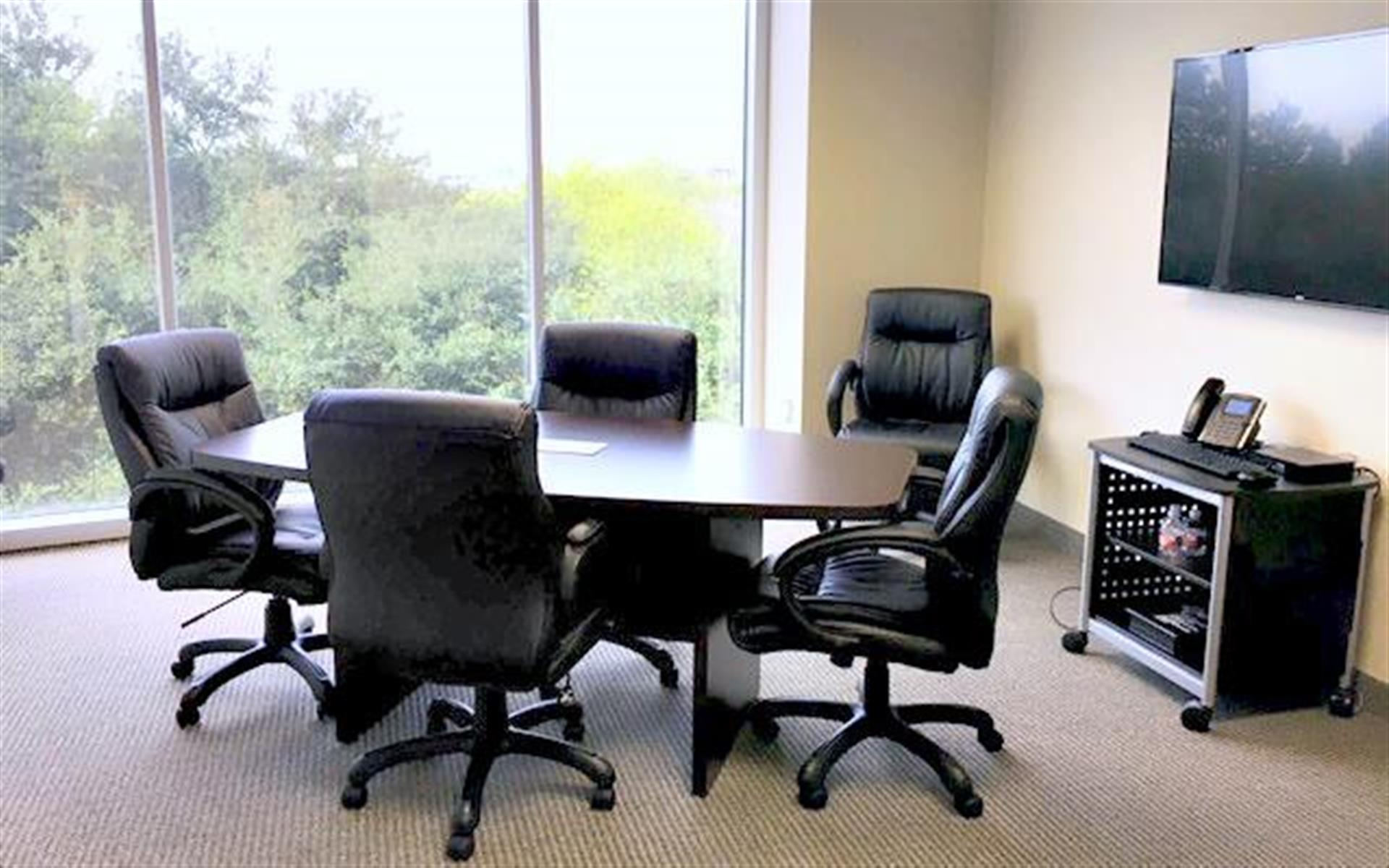 CUBExec - Executive Suites @ The Interchange Building - Small Conference Room 300