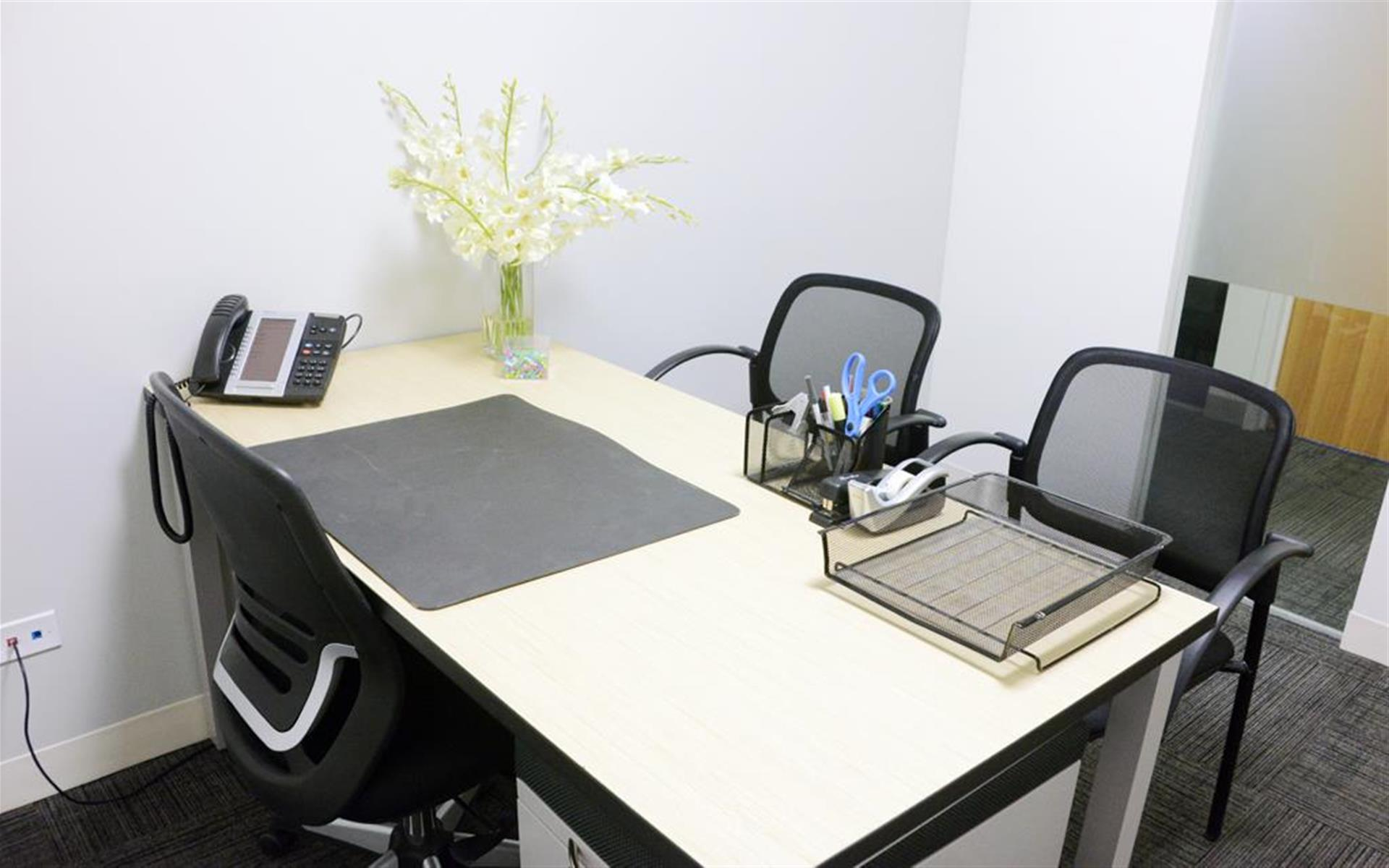 Corporate Suites: 1180 6th Ave (46th) - Private Office #812 | Monthly