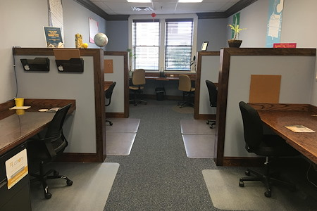 The (Co)Working Space - Private Office Space Room #203