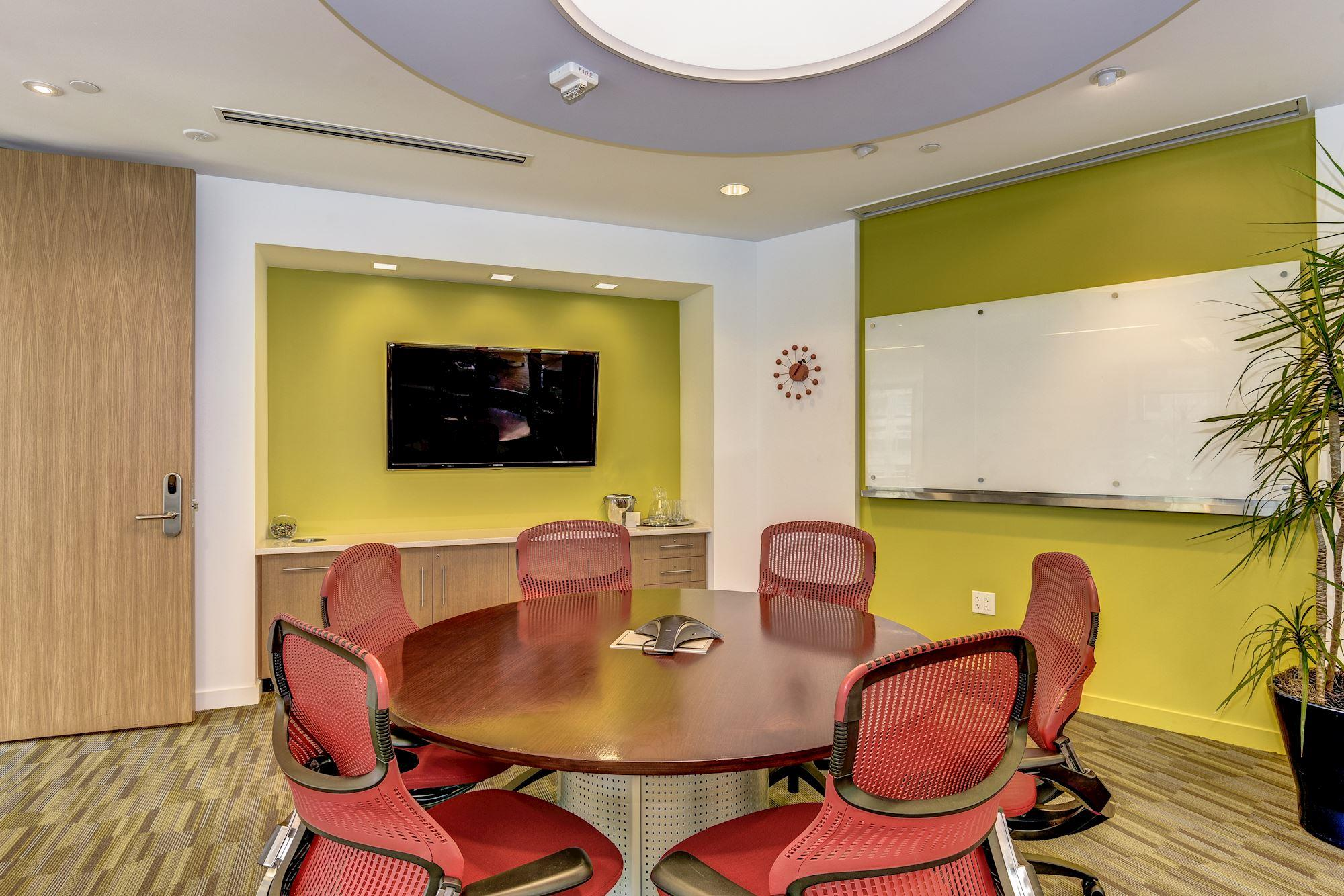 Carr Workplaces-  K Street - Park Room