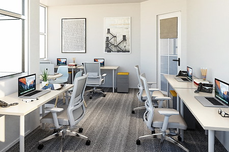 HAYVN Coworking - Team Office for 4