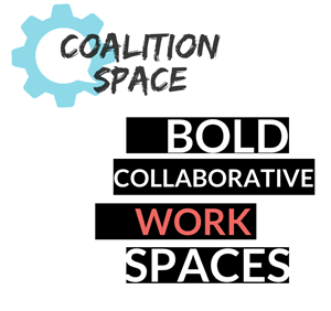 Logo of Coalition Space Chelsea-Fashion-Penn Station NY