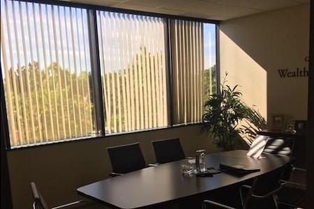 Quest Workspaces- Boca Raton - Large Windowed Office