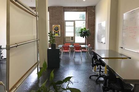 Transfuture - Shared Open Studio in DUMBO