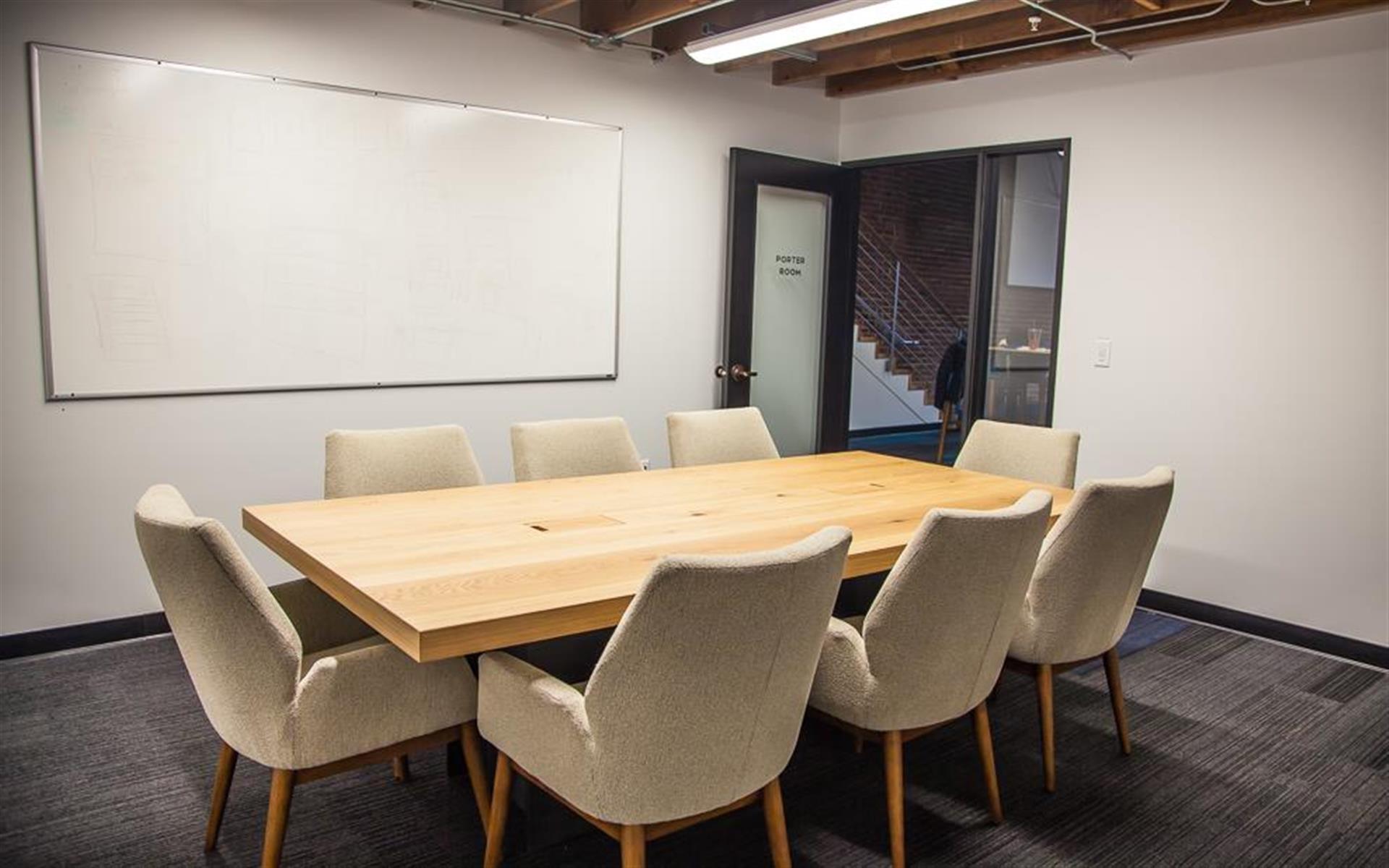 Covo SF - Porter Room