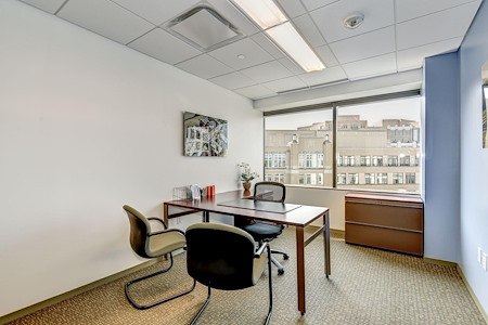Carr Workplaces - Clarendon - Office 725