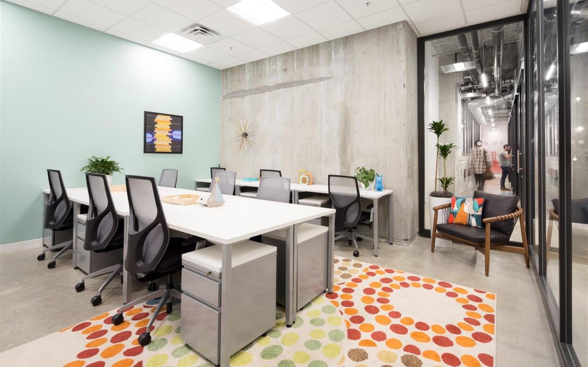 Regus, San Francisco - Mid-Market - Office 1