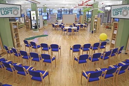 Innovation Loft - Innovation Loft - Full Space