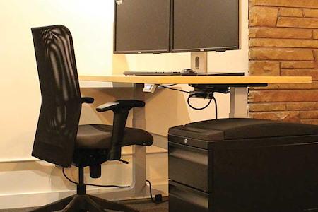 MADE Collaborative - Dedicated Desk