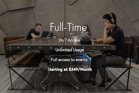 CTRL Collective | LoDo @ DAIRY BLOCK - Full-Time Collaborative Coworking
