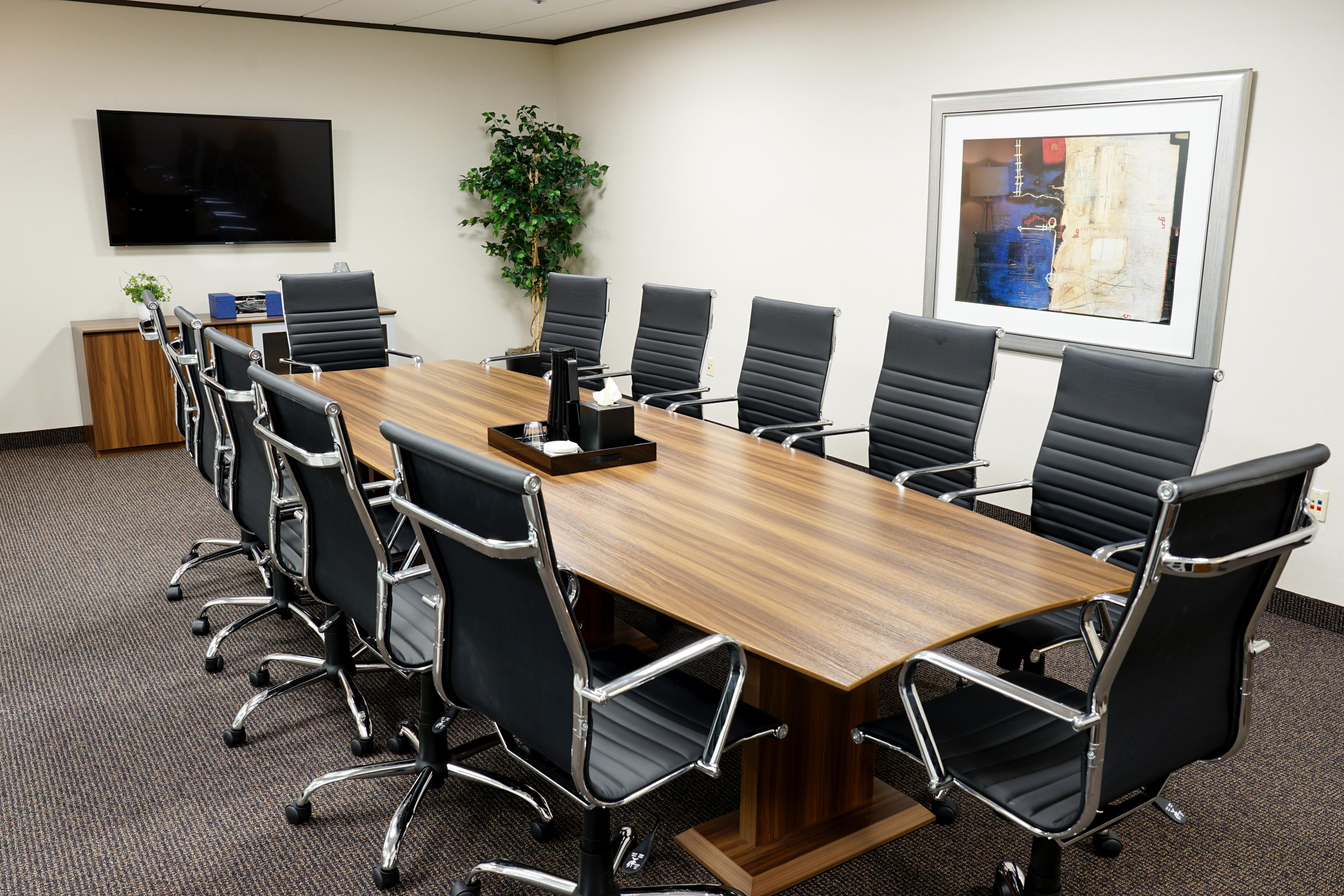Executive Workspace @ 777 Main - Large Conference Room