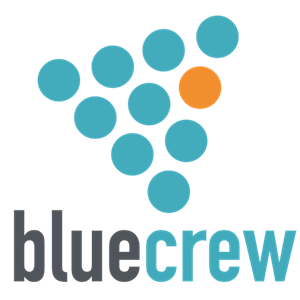 Logo of BlueCrew