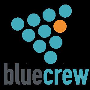 Logo of BlueCrew