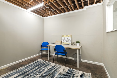 Amen Coworking - 10 x 11 Private Office