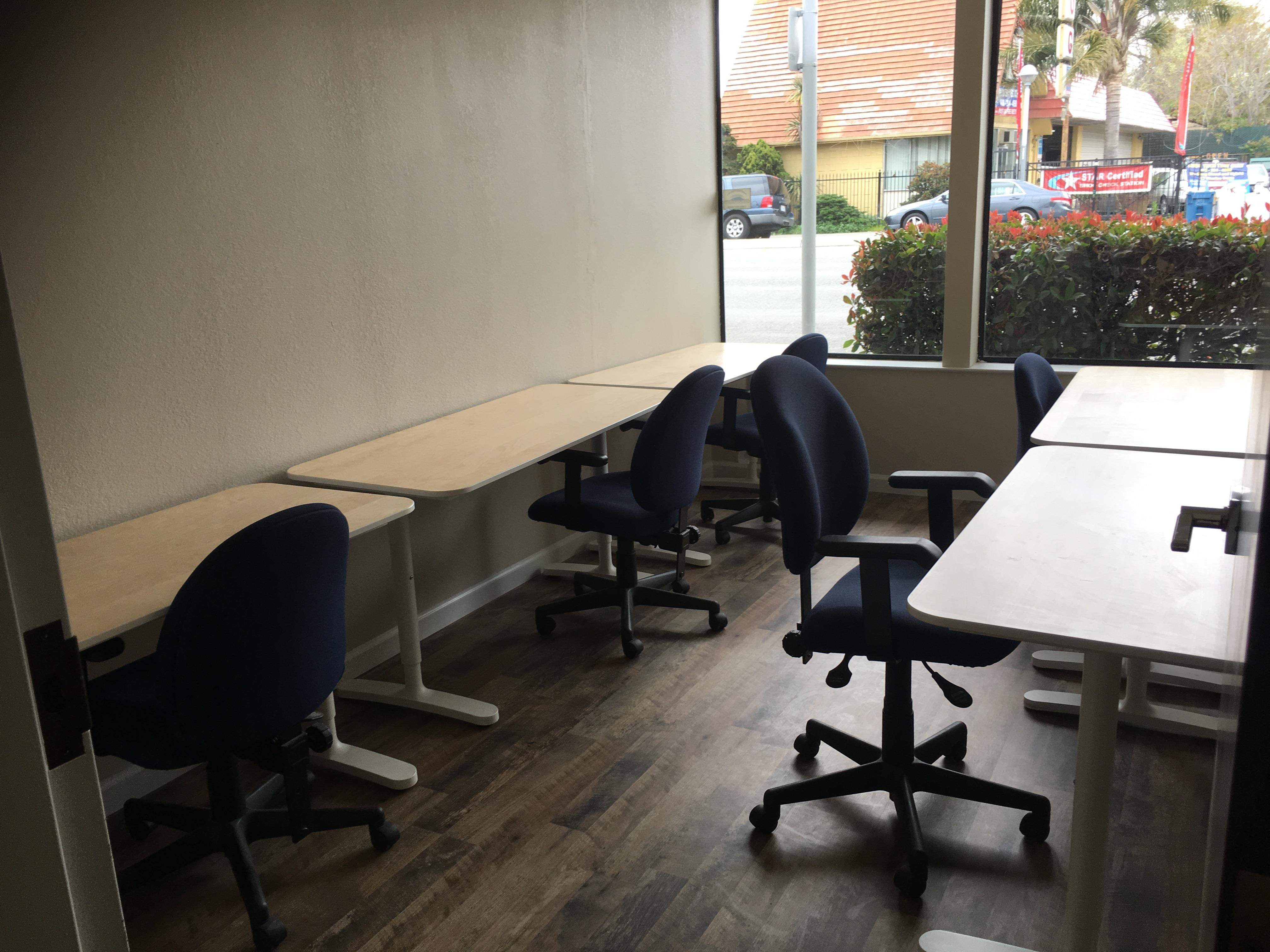 ActionSpot Co-working /Shared Office Space - Office Suite #106