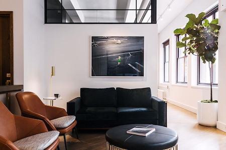 Blender Workspace - Luxury Private Office Suite