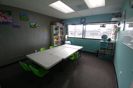 Intellect Factory - Art and Science Classroom