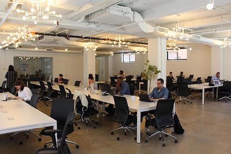 Nomadworks - Nomadworks- Bright, Open Coworking