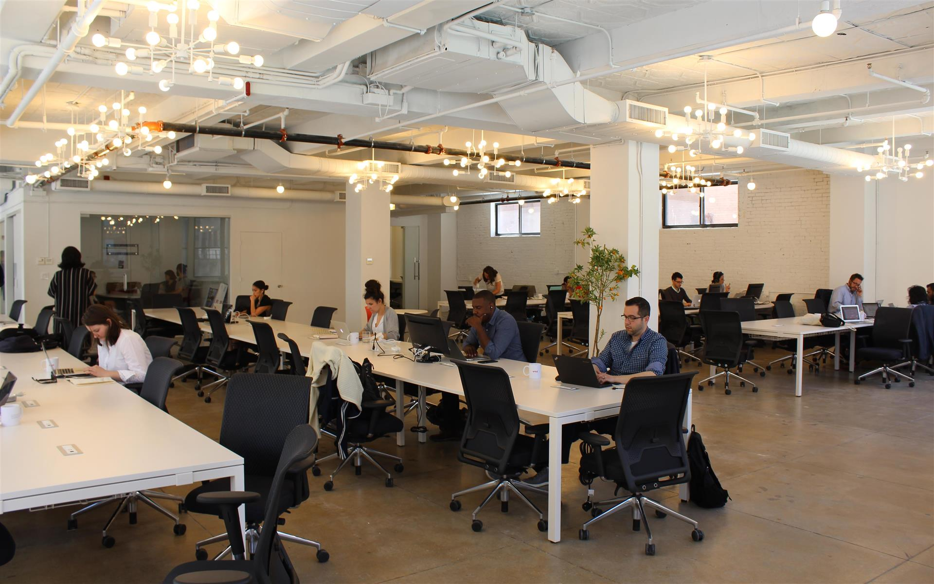 Nomadworks - Grind Bway/30 - Bright, Open Coworking