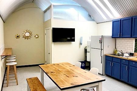 Createscape - Kitchen & Break Room in Coworking Space