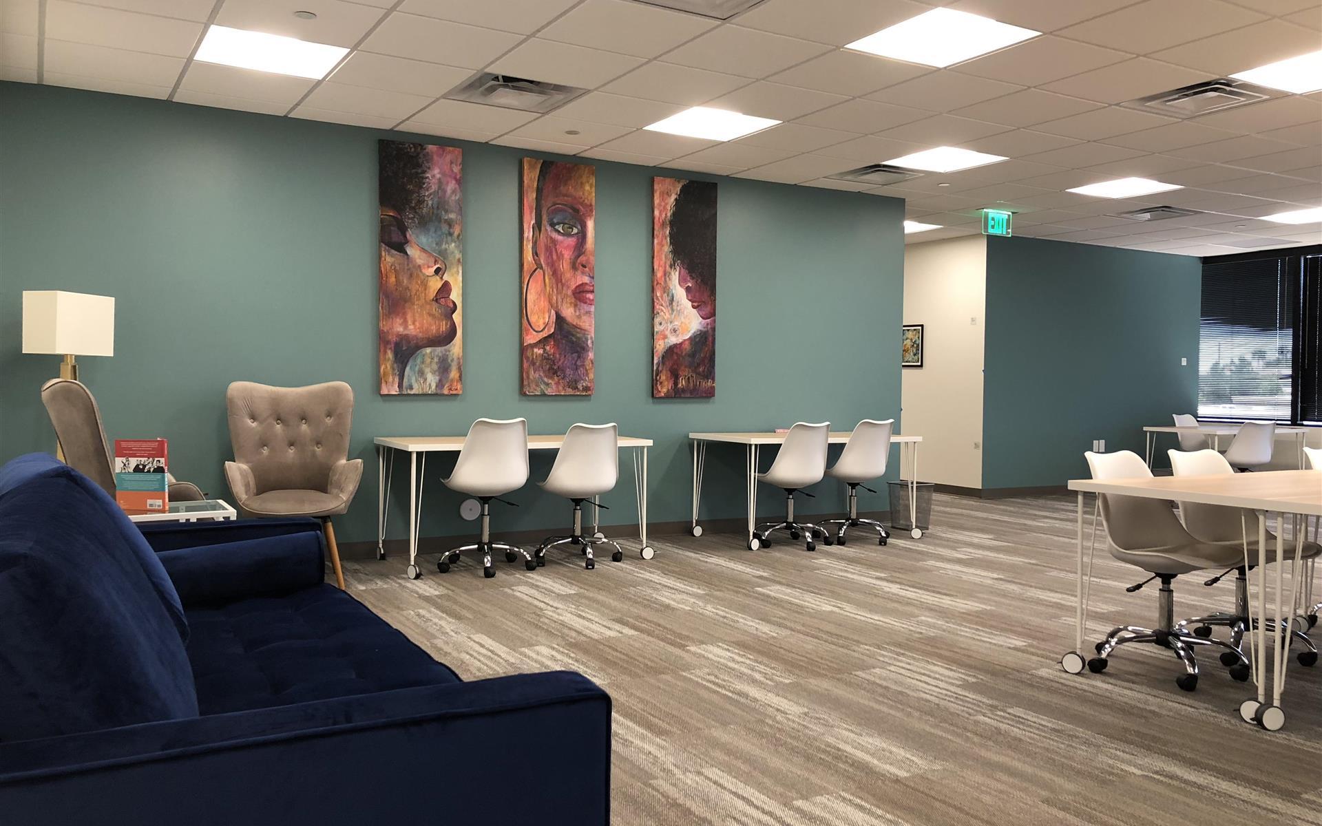 Hera Hub- Phoenix - Full time Desk in the Biltmore area