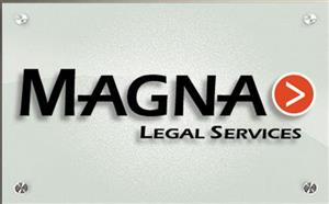 Logo of Magna Legal Services
