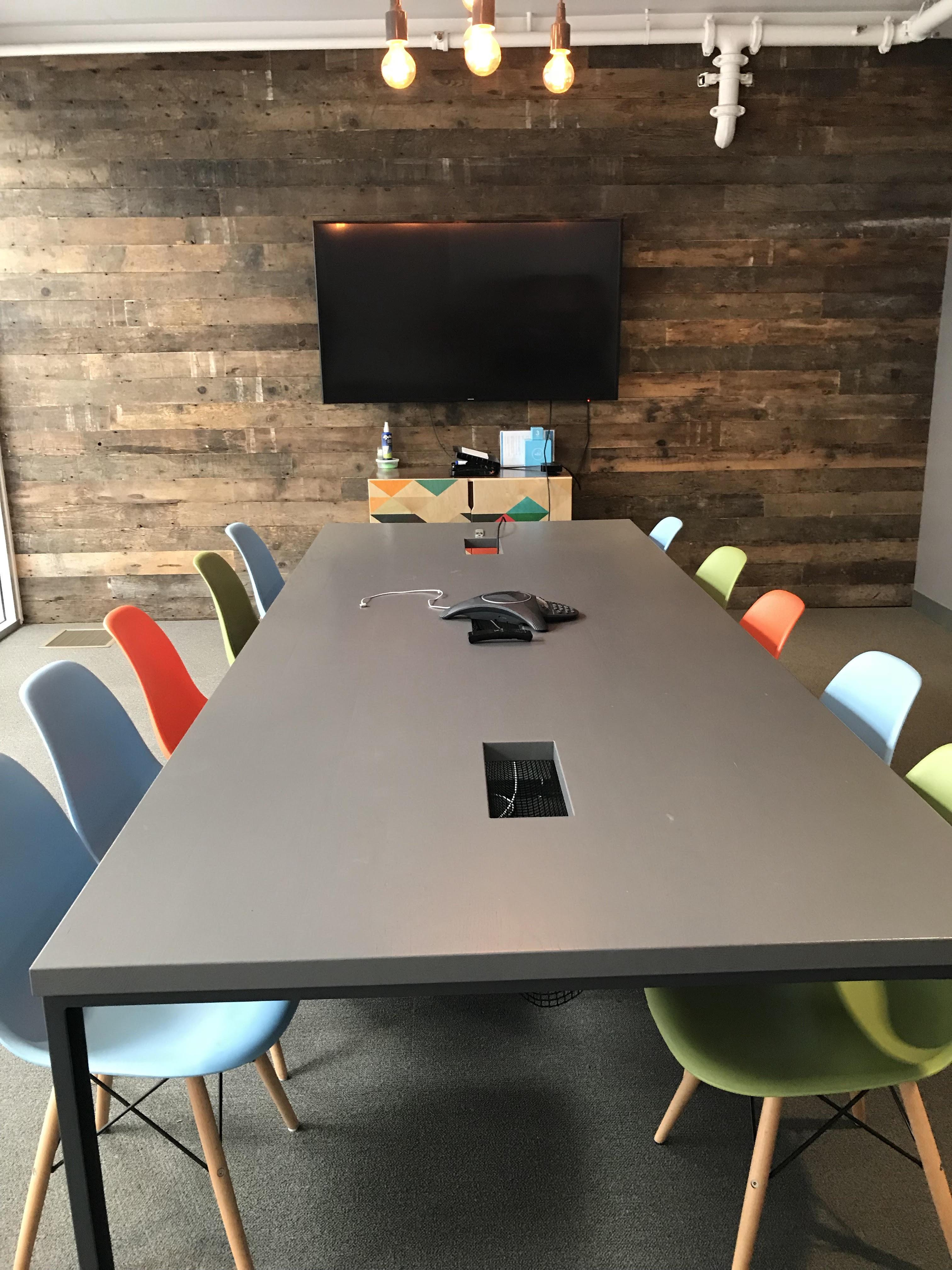 Alyssa Fong - Training Room for 10 at Whil Concepts