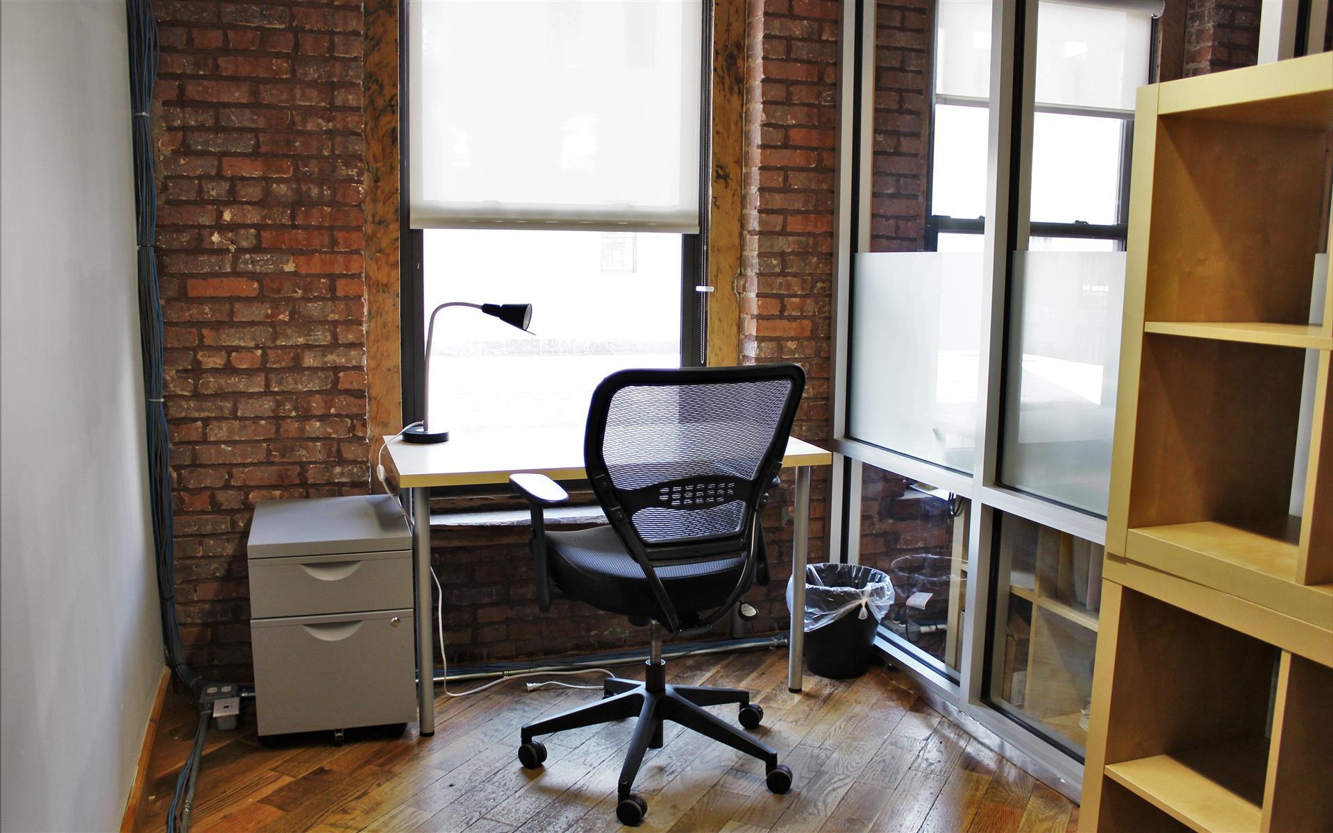 Green Desk - 195 Plymouth Street - Green Desk - 195 Plymouth Street
