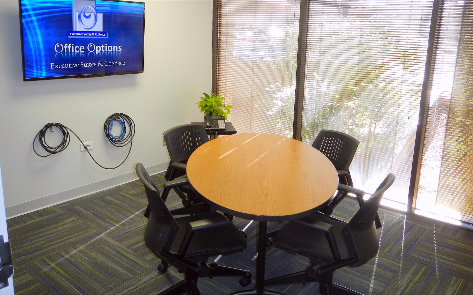 Office Options Meeting Room Facilities - Conference Room B