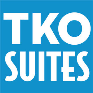 Logo of TKO Suites - 1521 Delaware