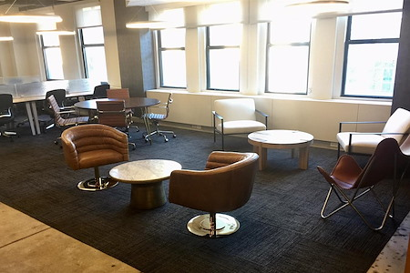 Corporate Suites: 2 Park Avenue - Workspace on Park Ave