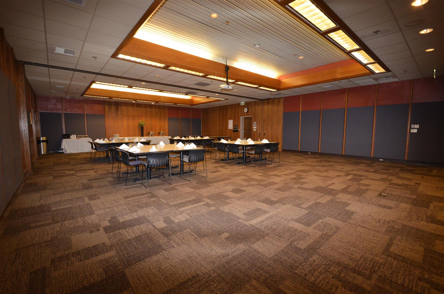 SOMO Village (1100 Valley House Drive) - Event Center - Board Room