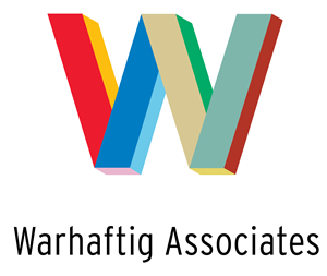 Logo of Warhaftig Associates