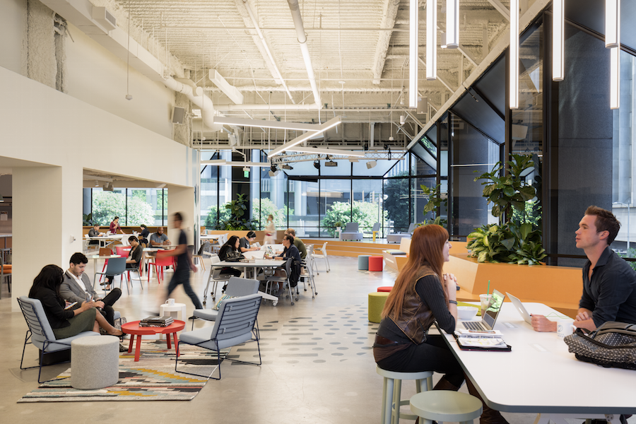 Cross Campus Downtown LA - Coworking & Hot Desk  Membership