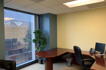 Shoecraft Burton, LLP - Fully Furnished Office (1-2 People)