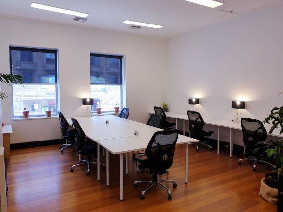 Digital Affair - Corner office space