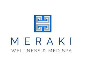Logo of Meraki Wellness and Med Spa