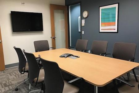 Office Evolution - Longmont - Large Conference Room $70.00 ah hour