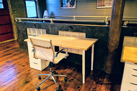DXLabs - Dedicated Desk 2