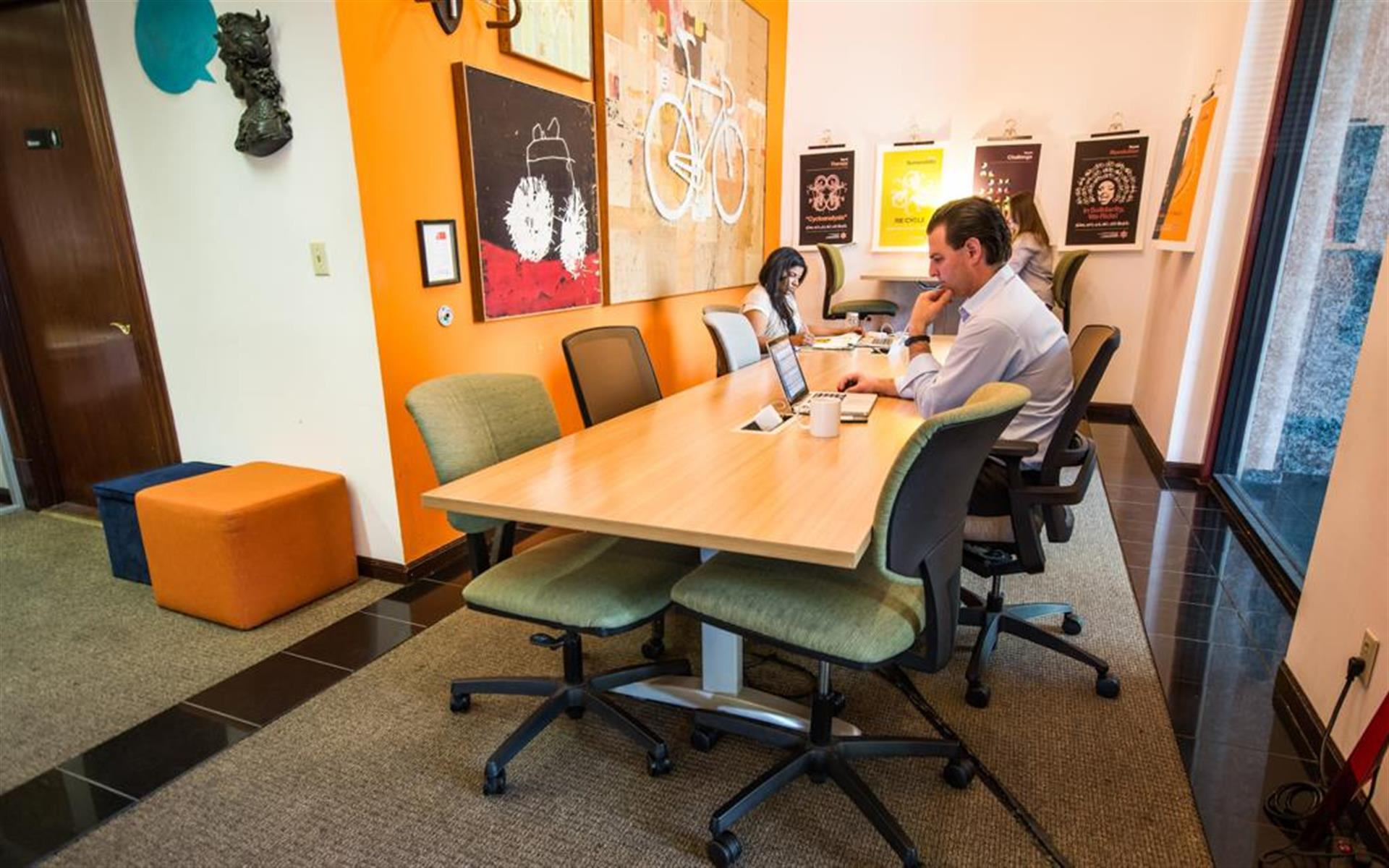 NextSpace San Jose powered by Pacific Workplaces - Hot Desk Membership