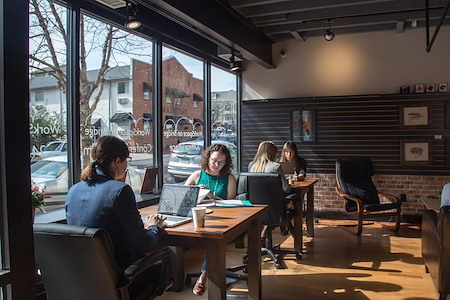 WorkSpace on Bridge - Full Time Membership
