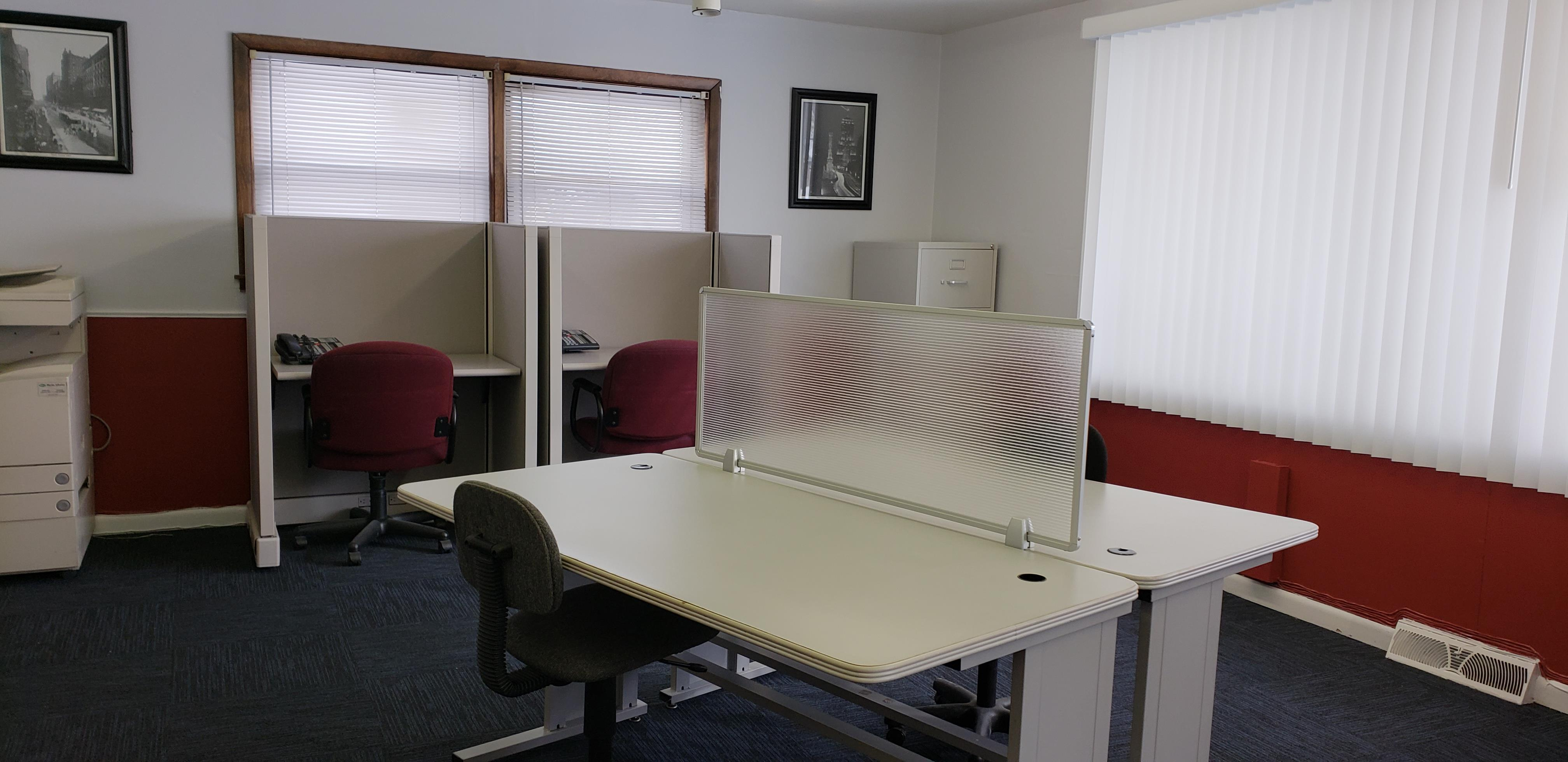 Your Space - Open Desk 1