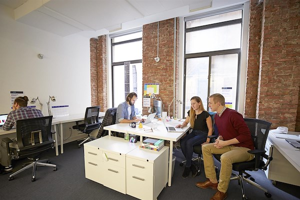 The Yard: City Hall Park - 6 Person Private Office