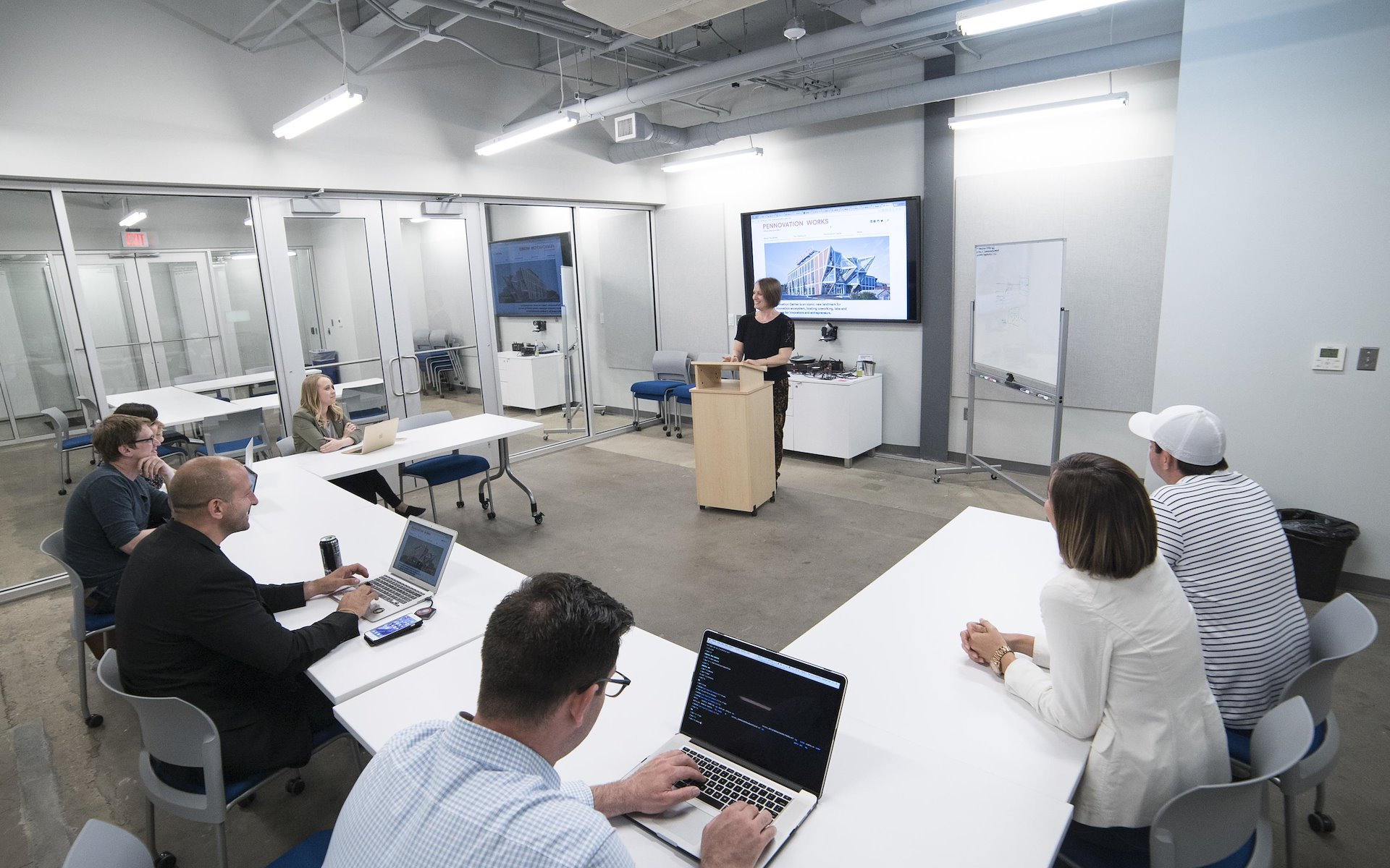 The Pennovation Center powered by 1776 - 133 Collaborate Seminar Room South