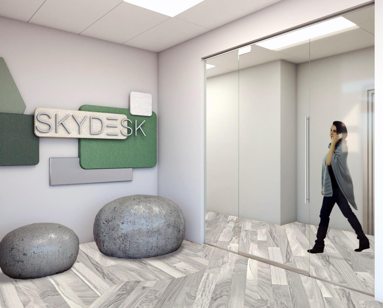 Sky Desk  - Morristown - Meeting/Conference Room