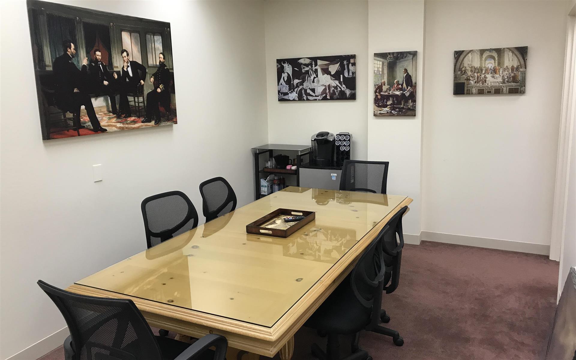 E. Garris Law Firm, LLC - Meeting Room 1